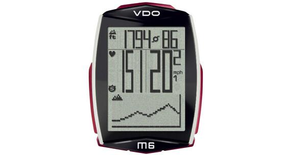 VDO M6 WL - Compteur de vélo - noir